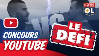 🔥Défi A.Lopes VS Grand gagnant Youtube 🔥| OL By Emma