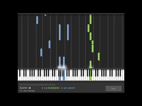 How to play Kimi to Boku (Sad Piano Song 2)