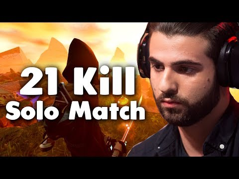 21 Kill Personal Record (Fortnite Battle Royale) from YouTube · Duration:  21 minutes 49 seconds