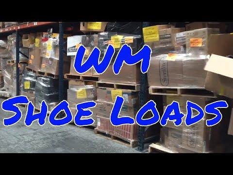 Assorted VWM Shoe Load