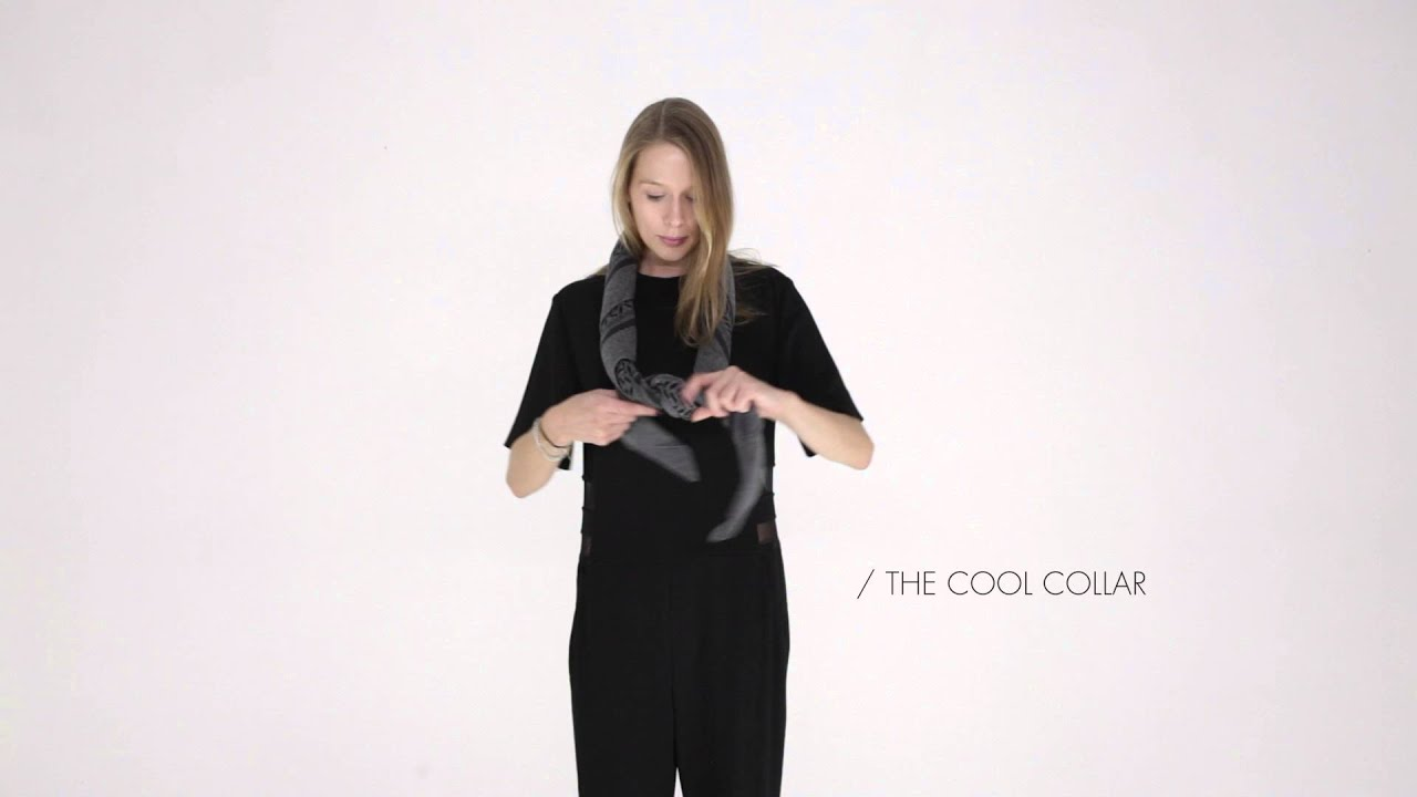 0a76bec6f9680 5 Ways To Style The lala Berlin Triangle - YouTube