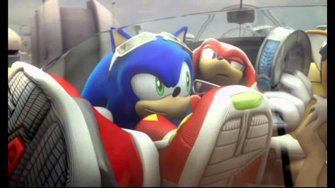 Sonic heroes opening lyrics