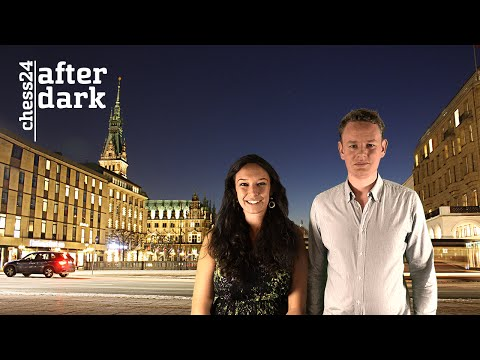 """After Dark"" with Fiona Steil-Antoni"