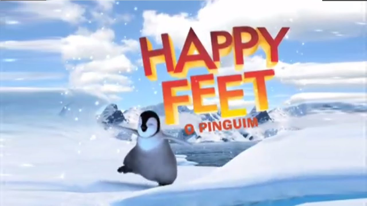 Tela De Sucessos Happy Feet O Pinguim 01 01 2016 Youtube
