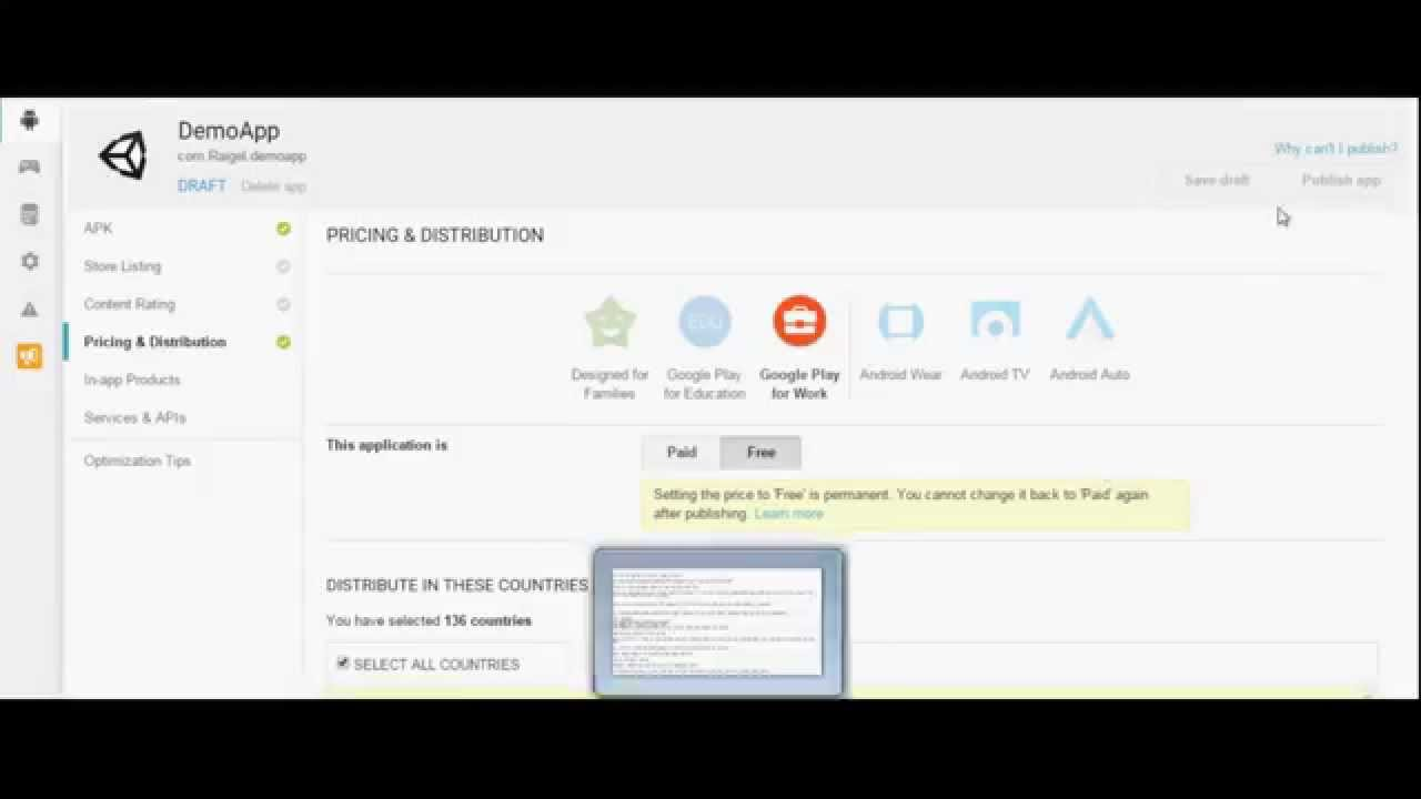 Create inapp products in google Playstore console (Part 2)