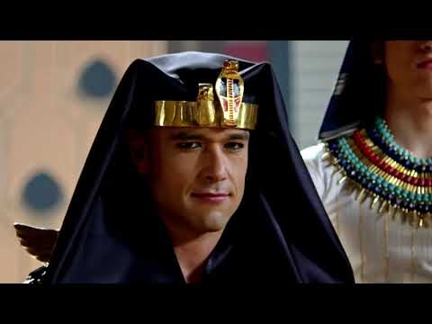 MOSES AND THE TEN COMMANDMENTS THE MOVIE