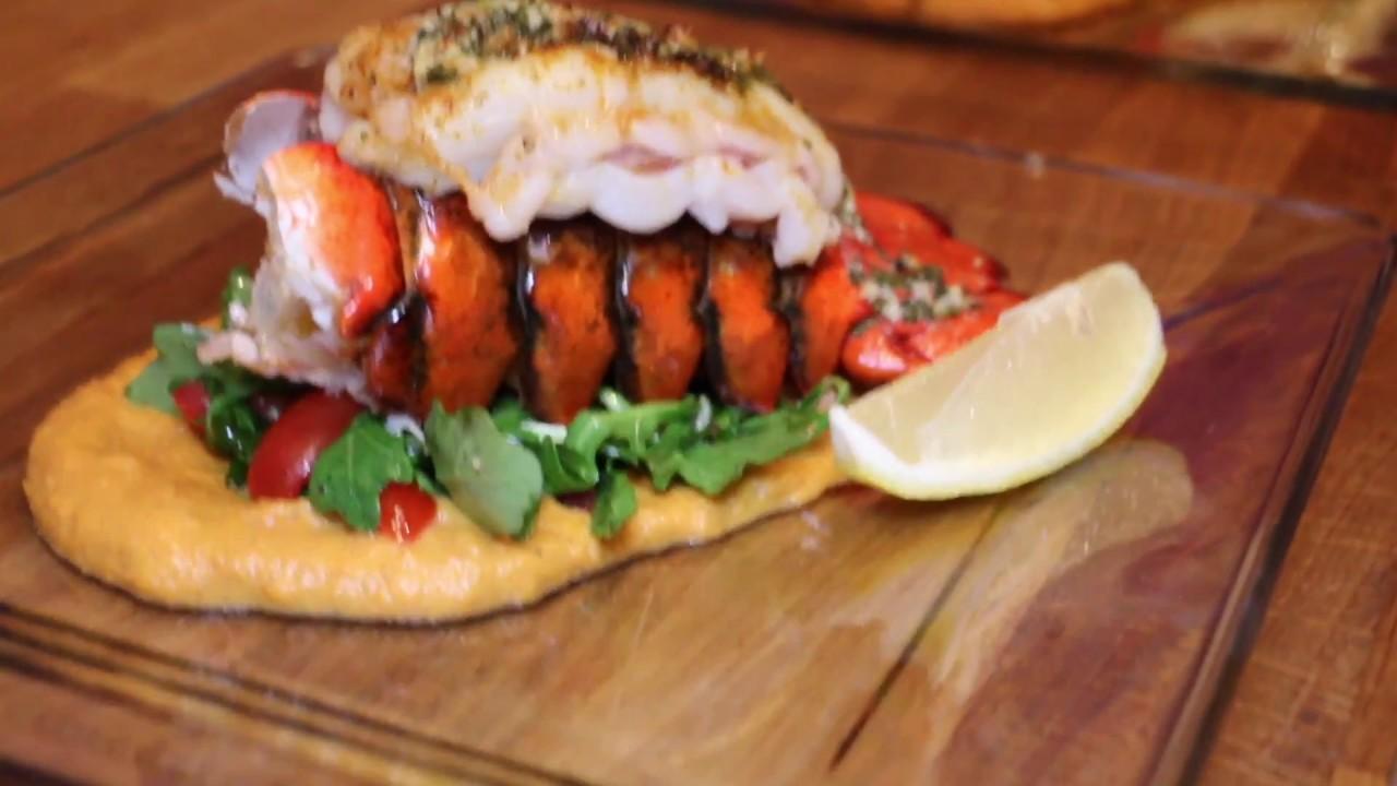 Fancy Lobster Tails - YouTube