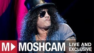 Slash ft.Myles Kennedy & The Conspirators - Blues Jam/Godfather Theme | Live in Sydney | Moshcam