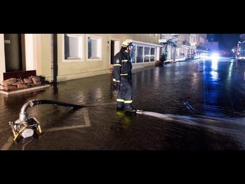Hochwasser: Die Anspannung an Rhein und Mosel steigt mit den Pegeln
