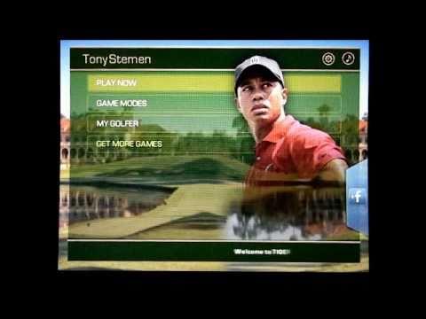 Tiger Woods PGA 12 HD Review (iPad)