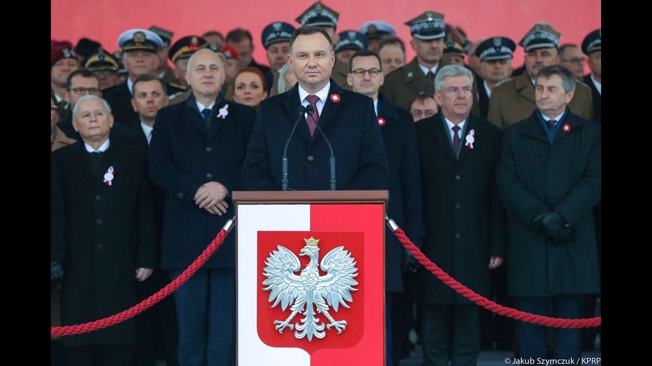 Dwunasty Dzień Walk O Lwów Przemówienie Prezydenta Andrzeja