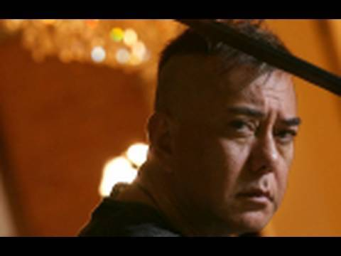 Anthony Wong on 'Vengeance'  黃秋生參演《復仇》