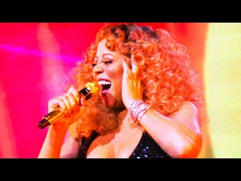 """Mariah Carey Hitting The """"Someday"""" Whistle Note! (1990-2017)"""