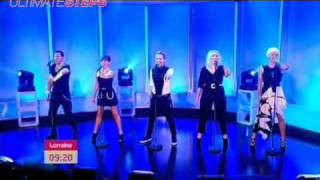 Steps - Deeper Shade Of Blue Live On Lorraine
