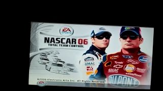NASCAR 06 Total Team Control (PS2)