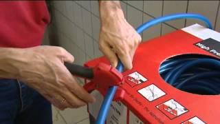 9119 COLAD Нож для резки шланга(Ровно и легко режет воздушный шланг высокого давления., 2012-04-24T11:33:15.000Z)