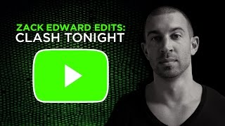 Alesso vs Laidback Luke - Clash Tonight (A&G & Zack Edward Bootleg)