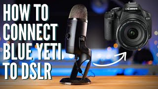 How to Connect a Blue Yeti to …