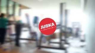 Promo Juska Health Club - Preparação do novo espaço