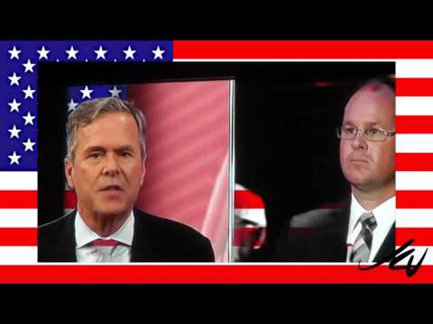 Jeb Bush, Ready for More War -  Being a  warmonger runs in the family - YouTube