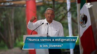 """Para el presidente López Obrador el objetivo es atender las causas y quitarle a los grupos criminales a los jóvenes: """"dejarlos sin ejército de reserva"""""""