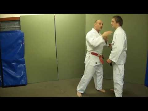 Judo for Self Defence, Atemi Waza Part 2 & Pre-Emptive Strikes (Ray Sheerin)