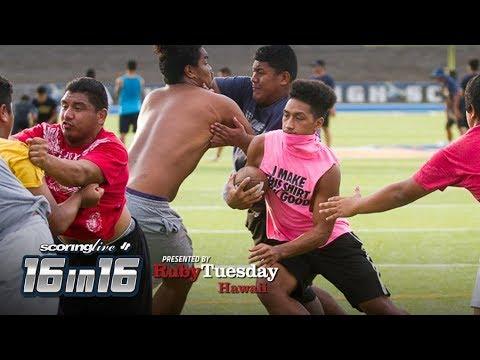 16in16 Football Preview: Waipahu Marauders (2018)