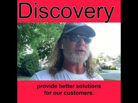 Discovery - Delivery