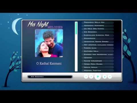 Midnight Melodies | Tamil | Jukebox