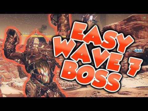 """Naksud, the Famine"" Week 4 Escalation Protocol LvL 7 Boss! [Destiny 2 Warmind DLC]"