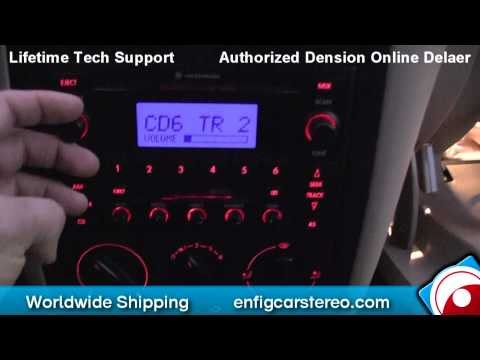 Bluetooth A2DP USB + iPod iPhone Volkswagen Jetta 02-05 Dension GBL1VW1