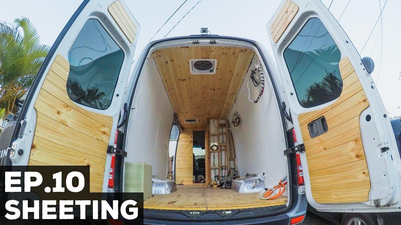Ep10 Sprinter Van Conversion