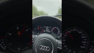 Audi A6 204ps launch control