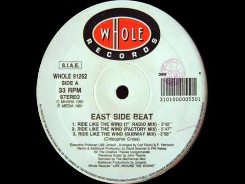 East Side Beat - Ride Like The Wind (7