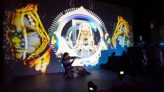 Lobo | Atyya Live Performance | Space Visuals