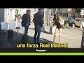 Urla Forza Real Madrid E Ti Mostro Le Tette Scherzo Ai Tifosi Napoletani CANDID CAMERA mp3