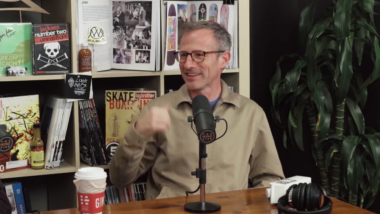 "The Nine Club. Episode 78, Spike Jonze - Making ""Where the Wild Things Are"""