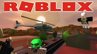 La tripulación de FGN juega: ROBLOX - Jail Break (PC)