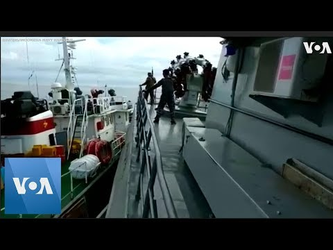 Indonesia and Vietnam Ships Collide in Disputed Natuna Sea