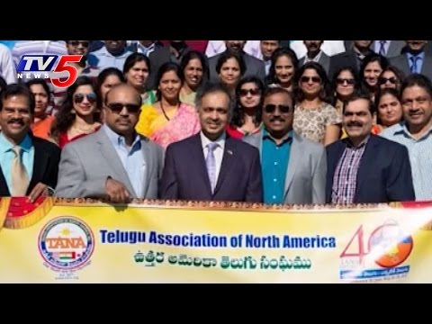 TANA 40th Anniversary   Grand Arrangements for TANA 21st Conference at St.Louis   USA   TV5 News