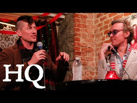 Corin Nemec (Parker Lewis Can't Lose) Interview on The Kennedy Administration