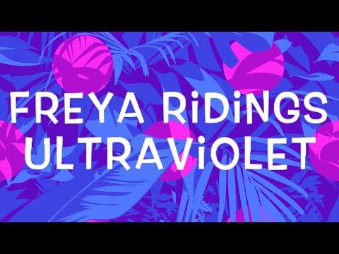 Download Freya Ridings - Ultraviolet Lyrics