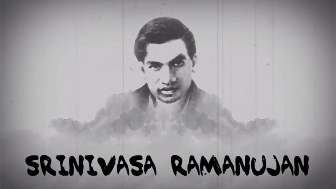 The Greatest Indian Mathematician  Srinivasa Ramanujan -4274