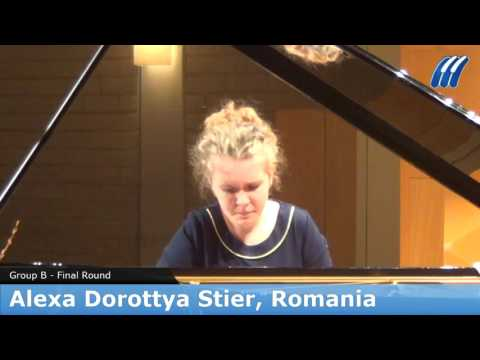 International Piano Competition for Young Musicians - Enschede, 26th of October Part -2