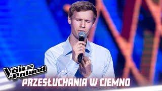 """Arnold Kłymkiw - """"Autumn Leaves"""" - Przesłuchania w ciemno - The Voice of Poland 10"""