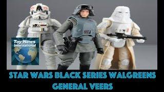 STAR WARS THE BLACK SERIES GENERAL VEERS 6 INCH FIGURE WALGREENS EXCLUSIVE NEW