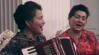 Voices from Central Asia: Zeynisa Ibrahim (uyghur) زەينىسا ئىبراھىم،  ئاكوردىيون