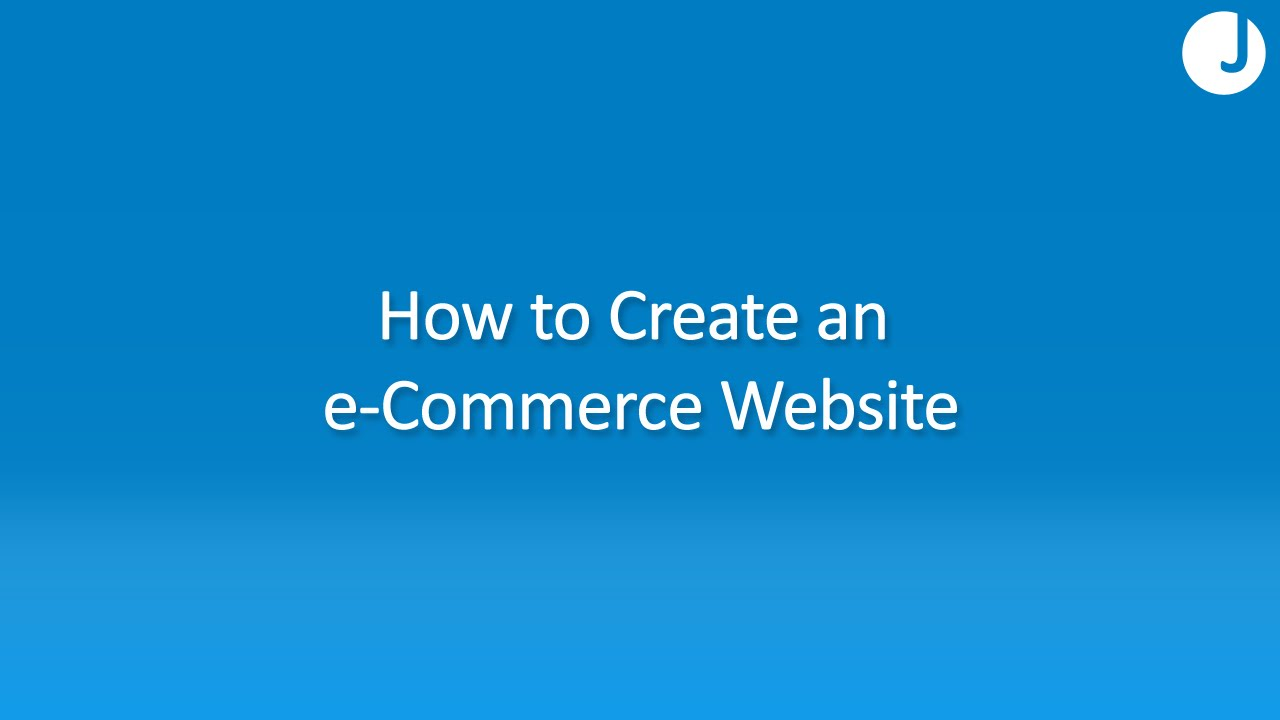 How to Create an E-Commerce Website Using PHP - YouTube