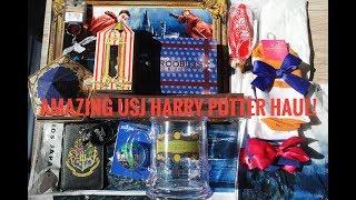 Universal Studios Japan Haul! Including Harry Potter Candies Taste Test!