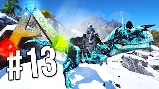 ARK SURVIVAL EVOLVED PVP - SNOW BIOME MADNESS! (Ark: Survival Evolved)